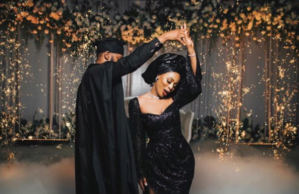 Have you noticed a rise in black African traditional outfits?