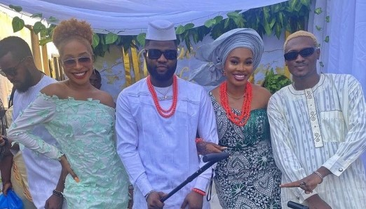 Skales' traditional wedding, The Adeyemi's are 28 & more wedding news