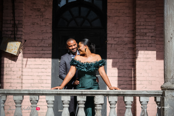 Ify went from a stranger to wifey in under one month | #PartywithIfyandChris