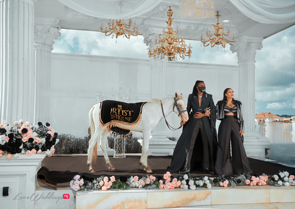 Toyin Lawani & her fiance, Segun's prewedding pictures are hot | #TheArtistAndHisMuse2021