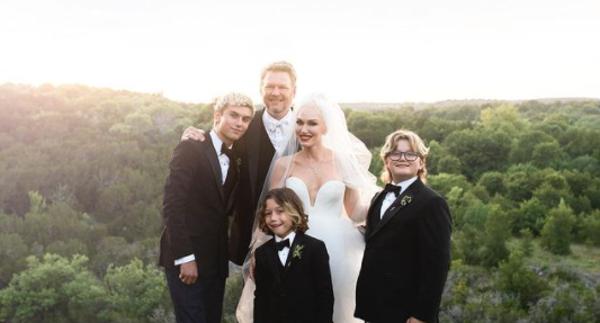 Gwen Stefani & Blake Shelton's wedding, Ciara & Russell take Italy & more wedding news