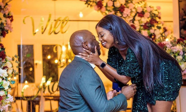 Ini Dima-Okojie is engaged, Bimmms24 is married & more wedding news