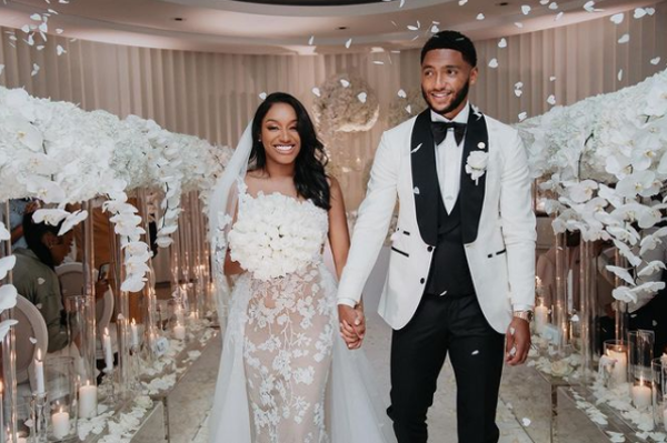 Joe Gomez is married, Matopeda Atelier's 2021 Bridal Collection & more wedding news