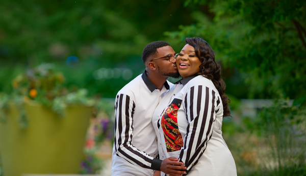 Sandra & Benaiah's love story started from a Snapchat & Instagram search for a keyboardist