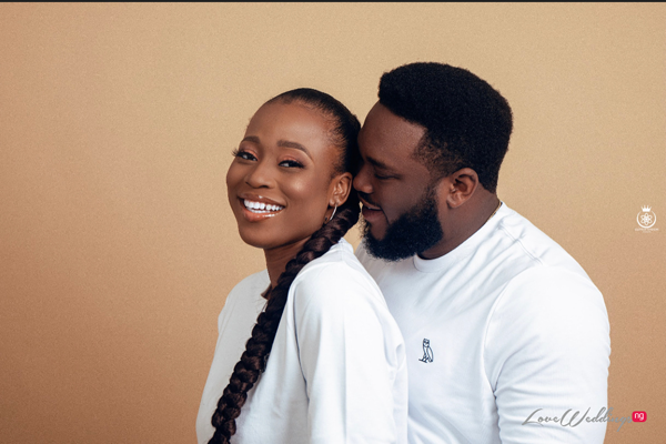 Favor & Ekaose, the birthday mates who found love at a party | #TheFElovestory21