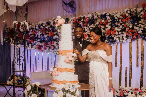 Kehinde & Ife's love story started at university | ASquare Studios