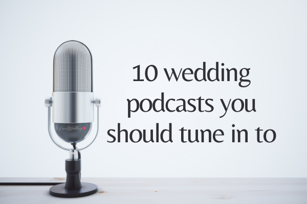 10 wedding podcasts every Nigerian & African bride should listen to | #InternationalPodcastDay