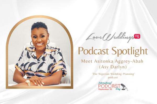 African Wedding Podcast Spotlight with Asy Darlyn | International Podcast Day