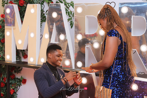 A chance meeting at Cactus, an undefined relationship… read Oyinkansola & Folu's story
